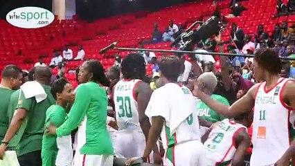 """Afrobasket 2019 : Mame Marie Sy """"Maintenant on est préparé pour ce qui nous attend"""""""