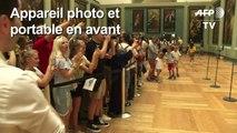 La déferlante devant la Joconde, un casse-tête pour le Louvre