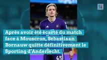 Sebastiaan Bornauw quitte Anderlecht et s'engage avec Cologne