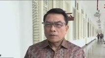 Jokowi Larang Menteri Rombak Jabatan Strategis Hingga Oktober