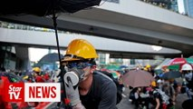 How Hong Kong's protests flared in 24 hours