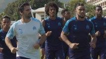 Reprise de l'entraînement pour Luiz Gustavo