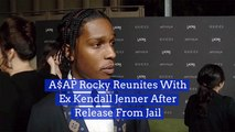 ASAP Rocky And His Ex Kendall Jenner Meet Up