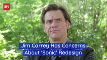 Jim Carrey Comments On 'Sonic' New Look