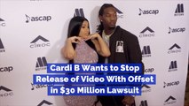Cardi B Does Not Want This Video Going Public
