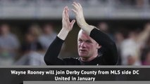 Wayne Rooney to join Derby County