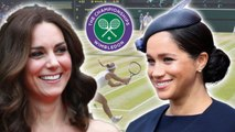 Meghan - Kate To Reunite At Wimbledon Next Week?