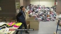 Grenoble : une expérimentation de réinsertion professionnelle dans un centre pénitentiaire
