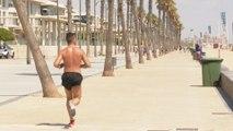 Sanidad activa la alerta naranja por máximas de hasta 39ºC en Valencia