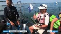 Flyboard : le rêve de voler se réalise sur les plages françaises
