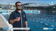 Natation : une nageuse française handicapée championne de France et double championne du monde