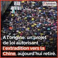 Hong Kong: le sévère avertissement de Pékin aux manifestants