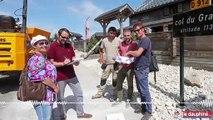 Apremont (Savoie) : Le col du Granier change de tête
