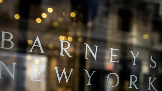 Barneys Goes Bankrupt: Here's What Happened to the Luxury Retailer