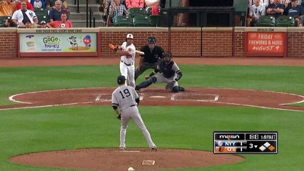 tauchman ford lead yankees to 9 6 victory yankees orioles game highlights 8 5 19