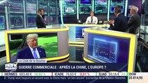 Le Club de la Bourse: Julien Nebenzahl, Benjamin Louvet, Christopher Dembik et Mickaël Jacoby - 06/08