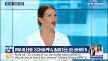 Marlène Schiappa salue la réaction de la chanteuse Jenifer, qui a recadré un spectateur lors d'un concert