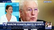 """Marlène Schiappa: """"chacun doit être mis face à ses responsabilités, les hommes violents en premier lieu"""""""