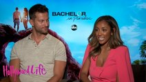 Bachelor In Paradise': Tayshia Reveals If She Knew About Blake's Other Hookups Before Their Date