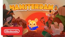 Hamsterdam - Trailer de lancement Switch