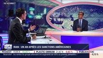 Iran: Un an après les sanctions américaines - 06/08