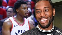 Kyle Lowry FINALLY Reveals His Feelings About Kawhi Leonard DITCHING Him To Join LA Clippers