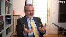 Hablando sobre España con el embajador de Panamá