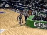 Basket  NBA  slam dunk 1991 - Dee Brown Celtics Boston