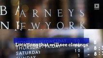 Luxury Department Store Barneys Is Bankrupt