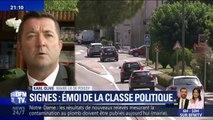 """Signes: pour Karl Olive (LR), """"les maires sont considérés aujourd'hui comme des prestataires de service"""""""