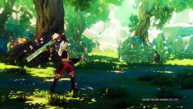 Atelier Ryza: Ever Darkness & the Secret Hideout - Trailer Rainbow Summer