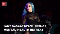The Story of Iggy Azalea's Mental Health Retreat