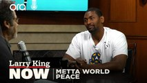 "Metta World Peace says breaking Michel Jordan's rib was one of his ""biggest regrets"""