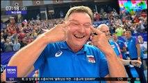 """[뉴스터치]  '눈 찢기' 코치 """"도쿄올림픽 진출 축하…모욕 의도 없어"""""""