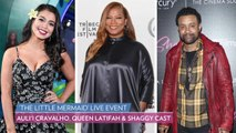 ABC Announces The Little Mermaid Live Event Starring Auli'i Cravalho, Queen Latifah and Shaggy