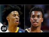 The 2019 NBA rookies -not named Zion- most likely to become All-Stars - The Jump