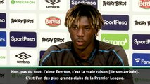 """Everton - Kean : """"Je veux jouer et marquer des buts"""""""