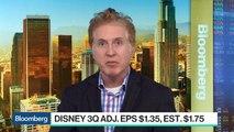 Disney's Star Wars Stumble Hurts Quarterly Results