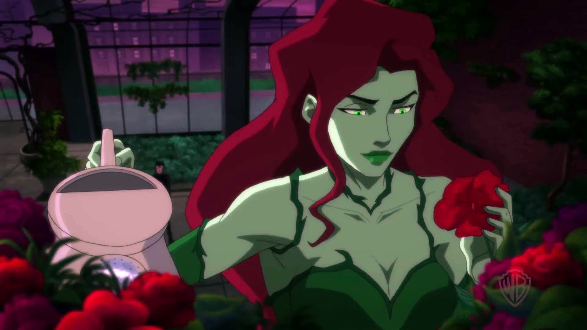 Batman Hush Movie Clip Catwoman Vs Poison Ivy Video Dailymotion