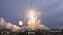 SpaceX successfully launches Falcon 9 rocket carrying Israeli satellite