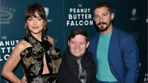 Shia LaBeouf Talks About Co-Stars Of 'Peanut Butter Falcon'