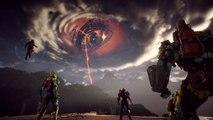 Anthem - Trailer de gameplay Cataclysm