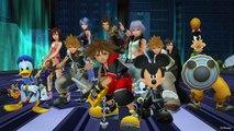 Kingdom Hearts HD 1.5 + 2.5 Remix - Trailer d'annonce