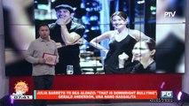 FIFIRAZZI | Julia Barreto to Bea Alonzo: That is downright bullying
