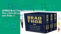 [FREE] Brad Thor Collectors  Edition #1: The Lions of Lucerne, Path of the Assassin, and State of