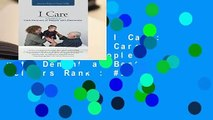 Full version  I Care: A Handbook for Care Partners of People with Dementia  Best Sellers Rank : #2
