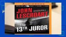 [FREE] The 13th Juror (Dismas Hardy)