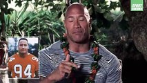 Dwayne 'The Rock' Johnson  'I fell into depression'  What It Takes
