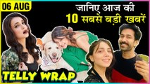 Jennifer Winget Best Friend, Karishma Tanna Dance, Nakuul Mehta Vacation | TOP 10 Telly News