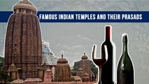 Indian temples and  Special Prasad Items